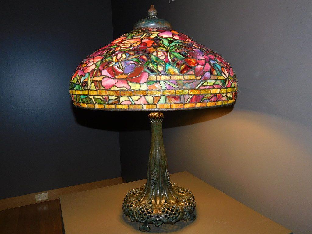 Культовые лампы Tiffany
