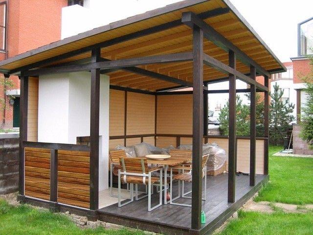 Расширение вашего дома на открытом воздухе с помощью патио
